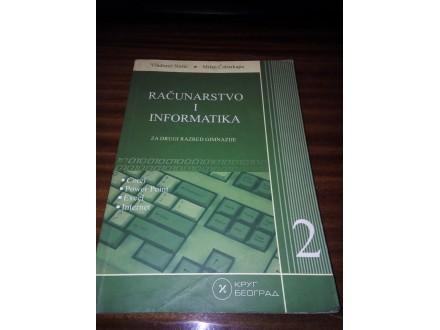 Računarstvo i informatika 2 - Krug - Nešić Čabarkapa