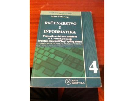 Racunarstvo i informatika 4 - Milan Cabarkapa
