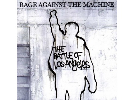Rage Against The Machine/Battle Of Los Angeles