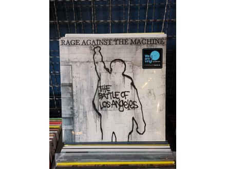 Rage against the Machine- The Battle of Los Angeles