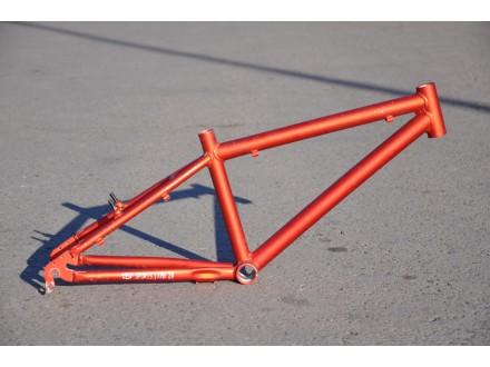 Ram koriscen ispravan aluminijumski za deciji MTB bicik