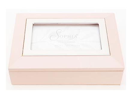 Ram/kutija za nakit - Sophia, Classic, Blush - Sophia