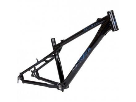Ram za bicikl alu Dartmoor Creeper 16`` crni