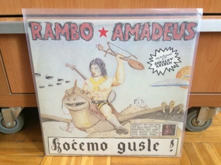 Rambo Amadeus - Hocemo Gusle Lp