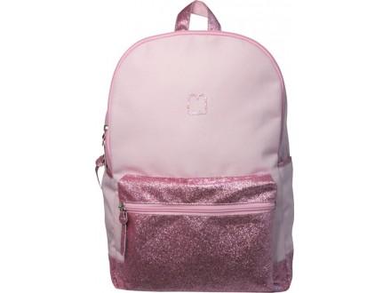 Ranac - Marshmallow, Half Glitter, Pink