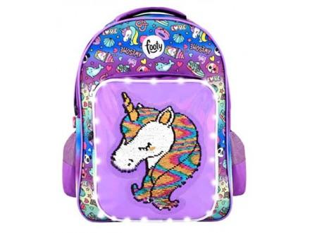 Ranac - Unicorn, Lila