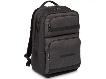Ranac za notebook 15.6` TSB912EU CitySmart crno-sivi