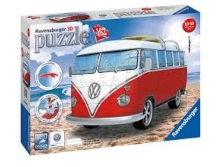 Ravensburger 3D puzzle (slagalice) - VW Bus T1