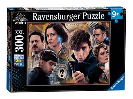 Ravensburger puzzle - Fantasticne zveri