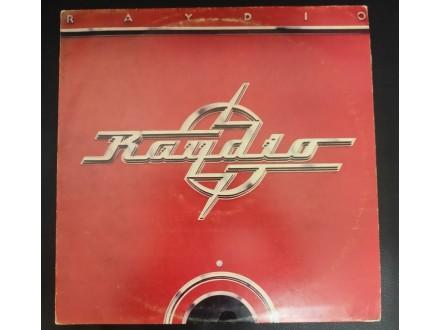 Raydio – Raydio LP (MINT,1978)
