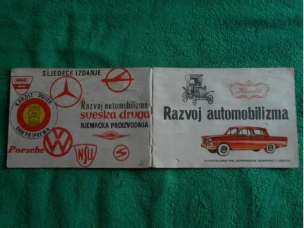 Razvoj automobilizma, Kandit,1965.g-pop.85%-fiat 1899-1