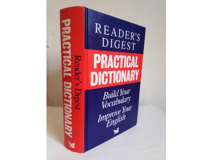 Readers Digest Practical Dictionary NOVO!!