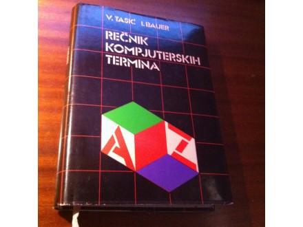 Rečnik kompjuterskih termina Tasić Bauer