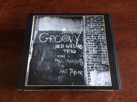 Red Garland Trio - Groovy Cd remaster