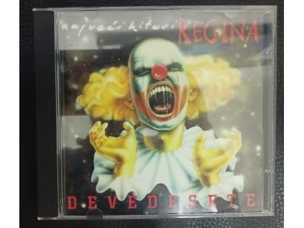 Regina  – Devedesete / Najveći Hitovi CD (MINT,1996)