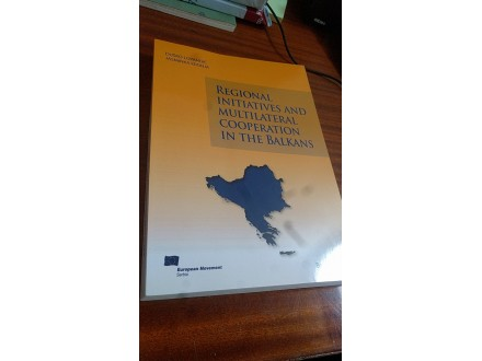 Regional initiatives and multilateral cooperation ...
