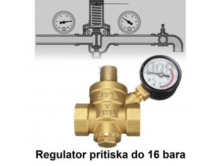 Regulator pritiska vode 16 bara - 3/4` (26mm) - DN20