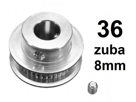 Remenica GT2 - 36 zuba - 8mm