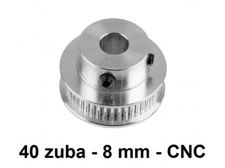 Remenica GT2 - 40 zuba - 8mm