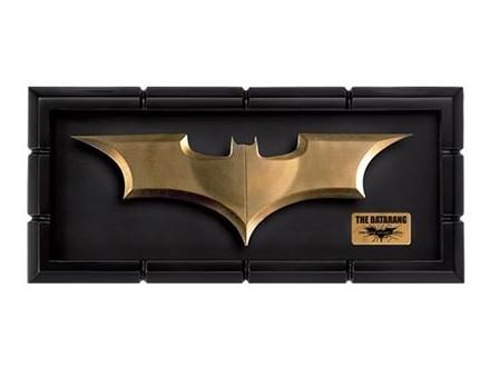 Replika - Betmenov Batarang, The Dark Knight Rises - DC Comics