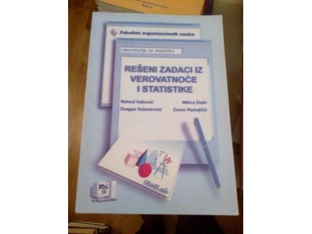 Rešeni zadaci iz verovatnoće i statistike - Vuković