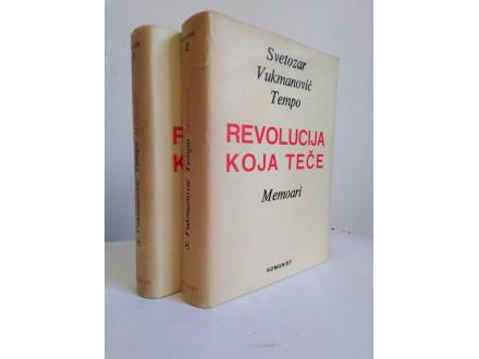 Revolucija koja teče I i II - Svetozar Vukmanović Temp