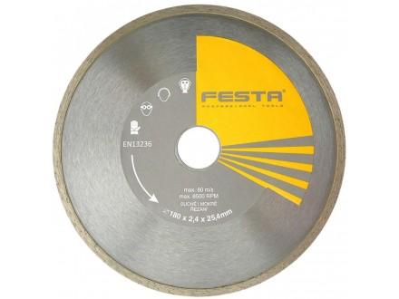 Rezna ploča dijamant puna fi110 FESTA