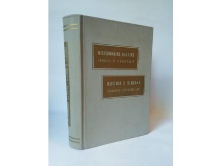 Rječnik u slikama francuski i srpskohrvatski