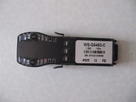 RoHs WA-G5483-C 1000Base T GBIC Cisco primopredajnik