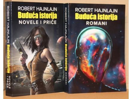 Robert Hajnlajn - BUDUĆA ISTORIJA u dva toma