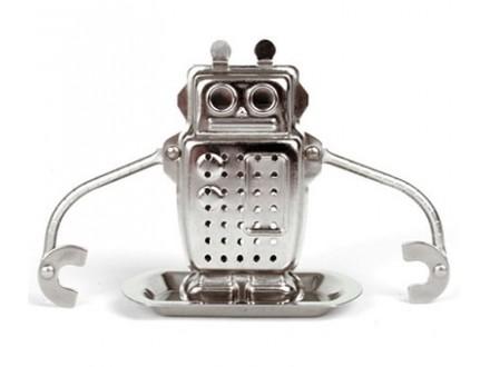 Robot Tea Infuser - Kikkerland