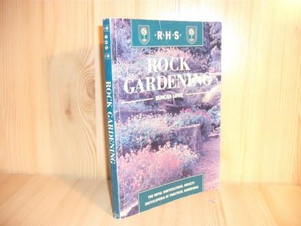 Rock gardening - D. Lowe, Kamene bašte