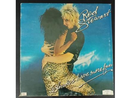 Rod Stewart - Blondes Have More Fun LP (WBR,1978)