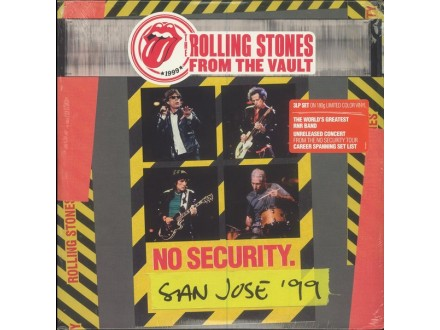 Rolling Stones-From The Vault: No..