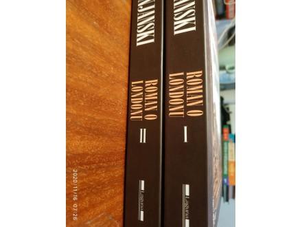 Roman o Londonu Crnjanski I-II