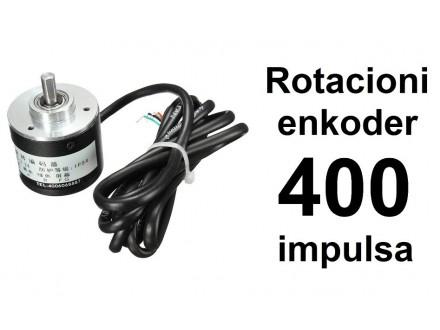 Rotacioni enkoder - 400 impulsa - NPN