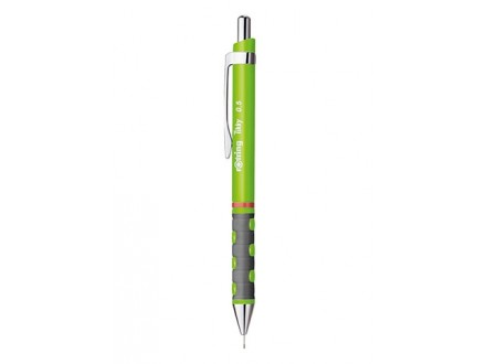 Rotring Tikky Mechanical Pencil, HB, 0.5 mm, Neon Green