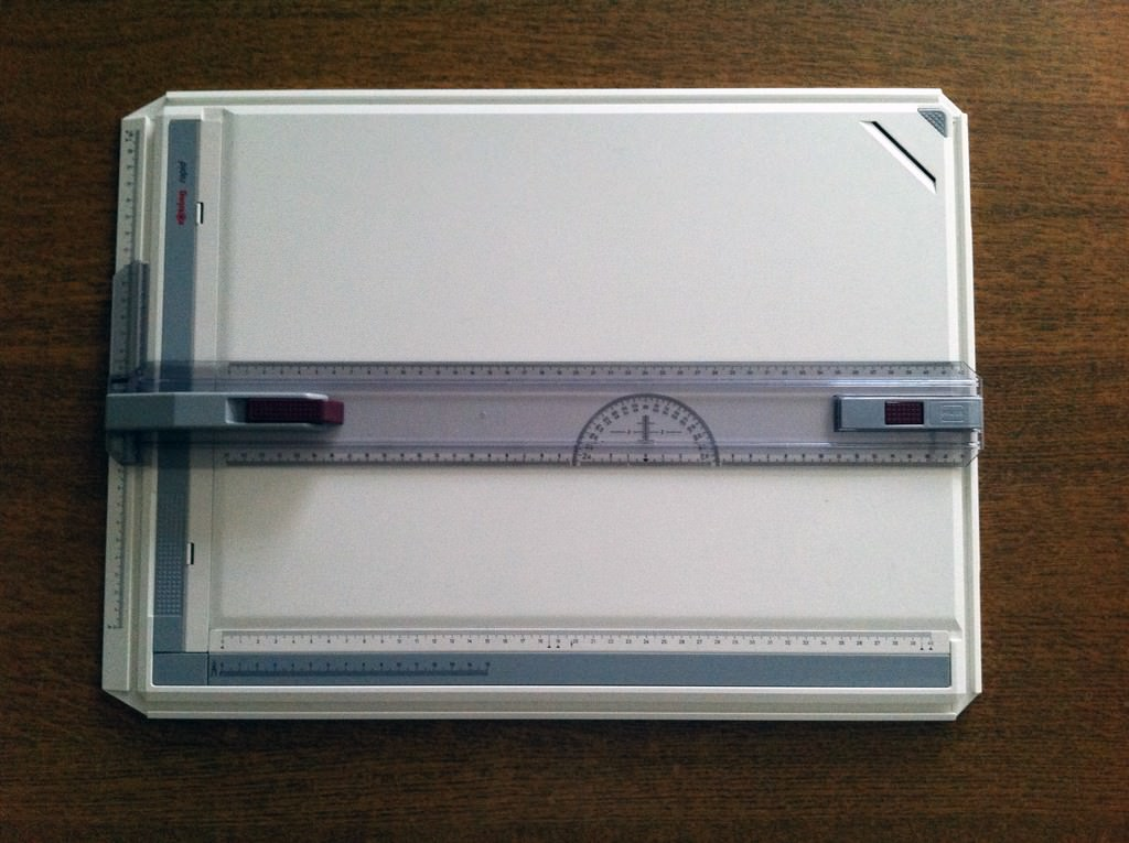 Rotring tabla za tehnicko crtanje 9827009 for Table za crtanje