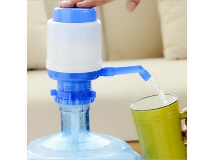 Rućna pumpa za vodu za PET balone u domaćinstvu