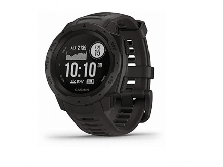 Ručni Outdoor GPS sat Garmin Instinct Graphite