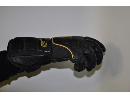 Rukavice za voznju motora ili skutera Scott kozne