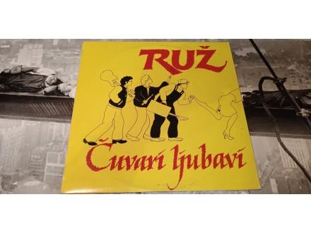 Ruz-Cuvari Ljubavi