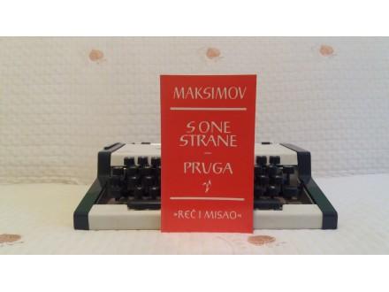 S ONE STRANE PRUGA VLADIMIR MAKSIMOV