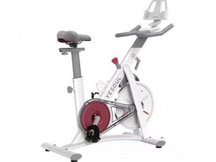 S3 Yesoul Smart Spinning sobni bicikl beli