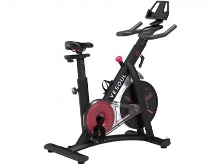 S3 Yesoul Smart Spinning sobni bicikl crni