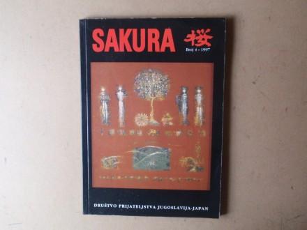 SAKURA broj 4 / 1997   Časopis