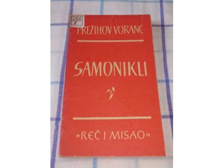 SAMONIKLI - Prežihov Voranc