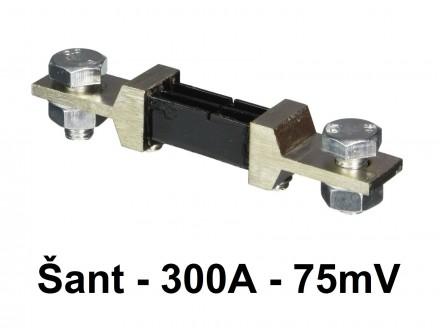 SANT - 300A - 75mV - otoka