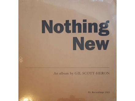 SCOTT-HERON, GIL- NOTHING NEW