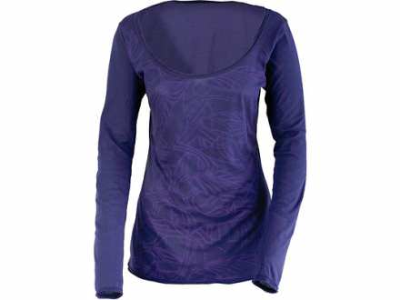 SCOTT Print zenska majica dugih rukava